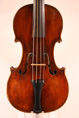 #9 Baroque Violin C. Kleynman Amsterdam c.1660